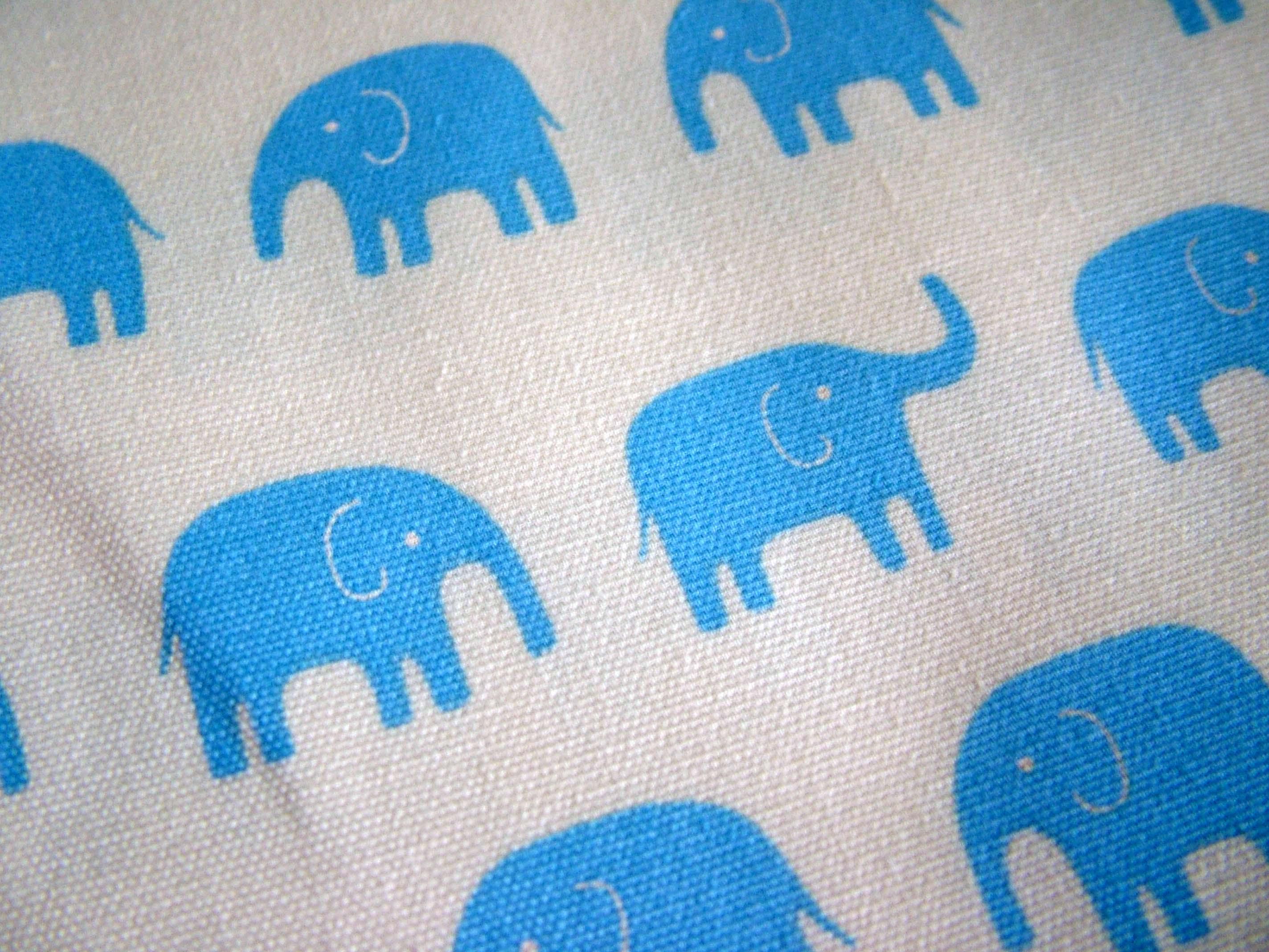 Elephant fabric 2 monster magic for Elephant fabric